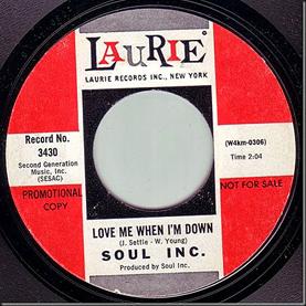 Soul Inc - Laurie 45