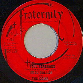 Beau Dollar - Fraternity 45