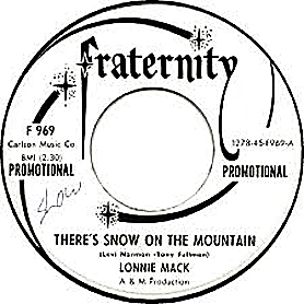 Lonnie Mack 45-1b