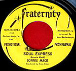 Lonnie Mack - Fraternity 45