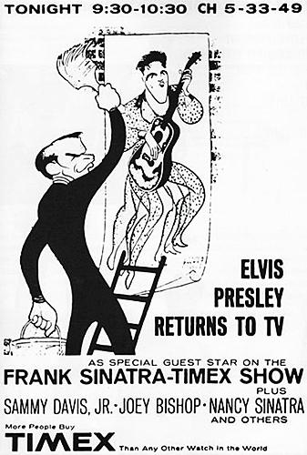 Frank Sinatra Timex