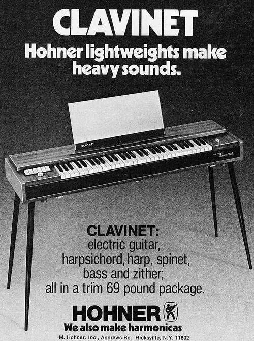 Hohner ad-a