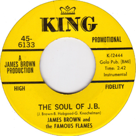 James Brown & Dapps 45-a
