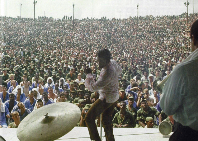 James Brown in Vietnam-aa