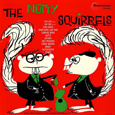 Nutty Squirrels LP