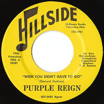 Purple Reign 45