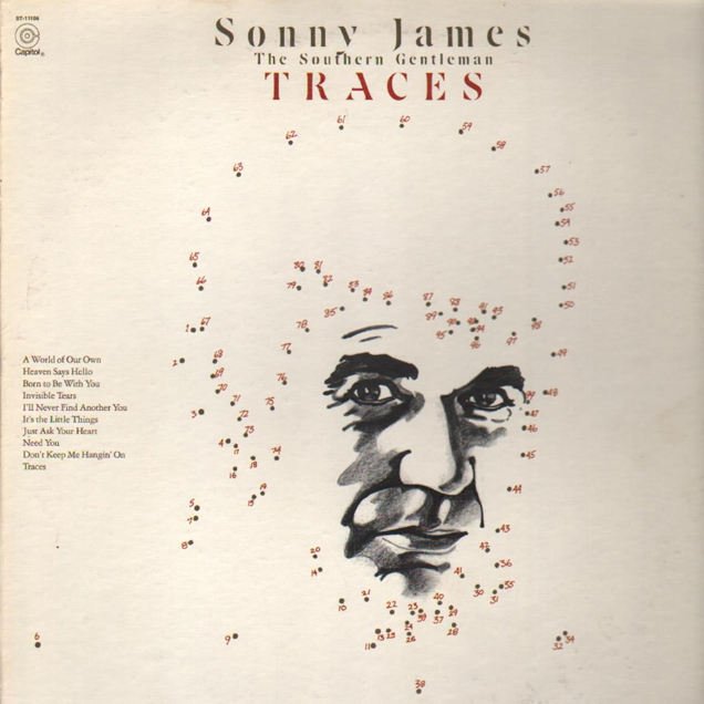Sonny James connect the dots LP