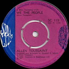 Allen Toussaint 45-b