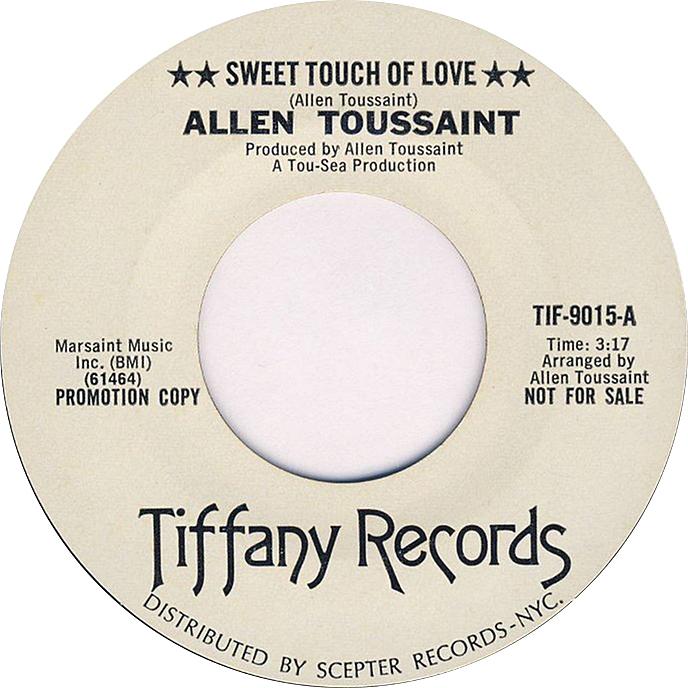 Allen Toussaint 45-c