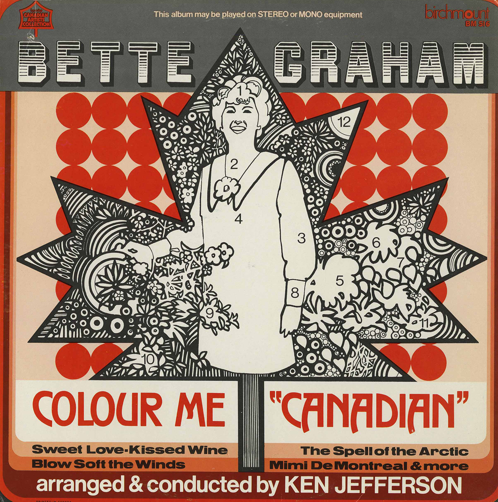 Bette Graham LP-a