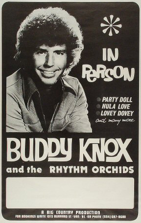 Buddy Knox & His Rhythm Orchids