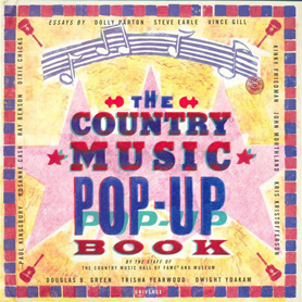 Country Music Pop-Up Book-aa