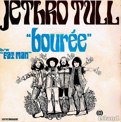 Jethro Tull 45-a