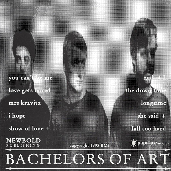 Bachelors of Art-1992aa