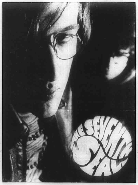 Bill Kirchen & Seventh Seal - 1967, man