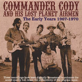 Commander Cody - early years-a