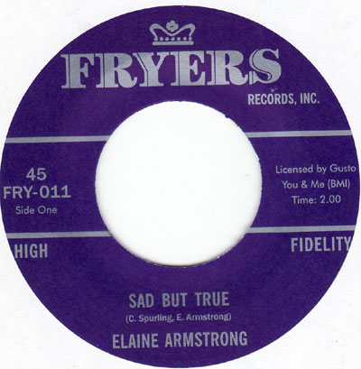 Elaine Armstrong Fryers 45