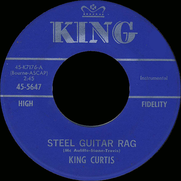 King Curtis King 45