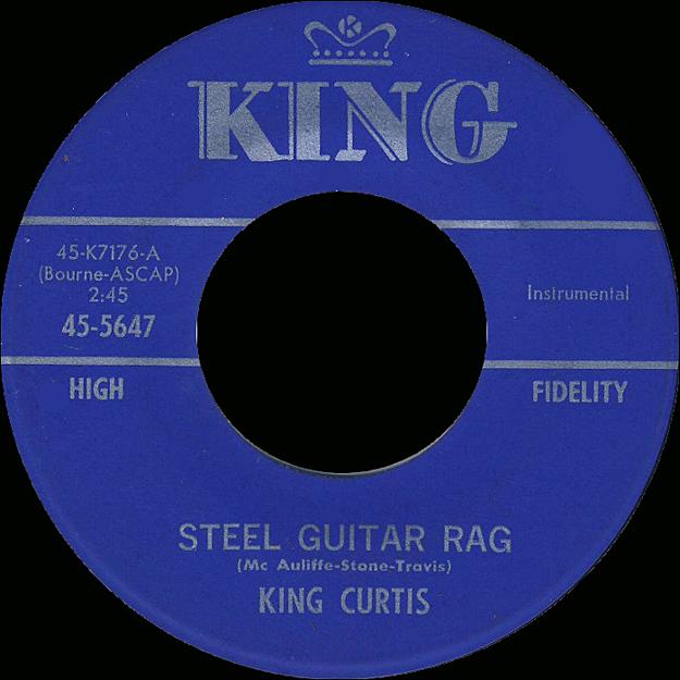 King Curtis King 45