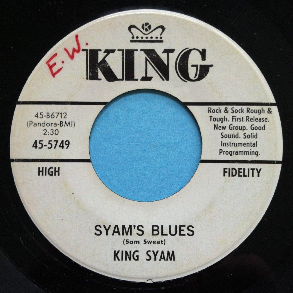 King Syam 45