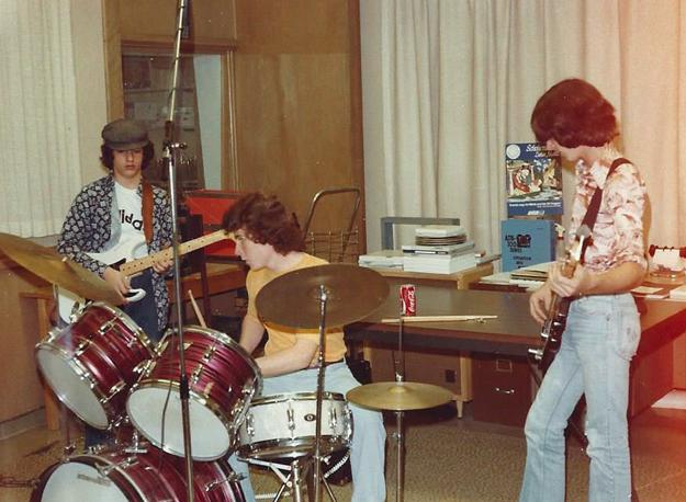 Max & Bluegills @ WGUC-1980
