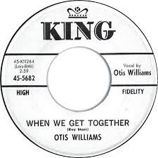 Otis Williams King 45