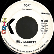 Bill Doggett 45 reissue (1971)
