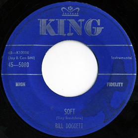 Bill Doggett US 45