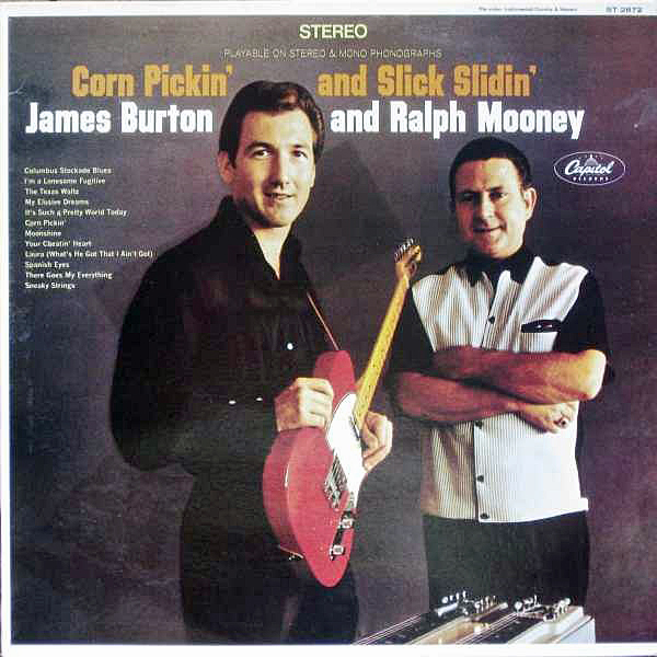 James Burton & Ralph Mooney LP