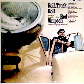 Red Simpson LP-a