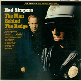 Red Simpson LP-b