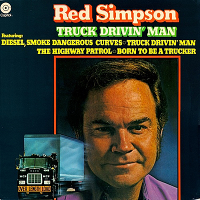 Red Simpson LP-c