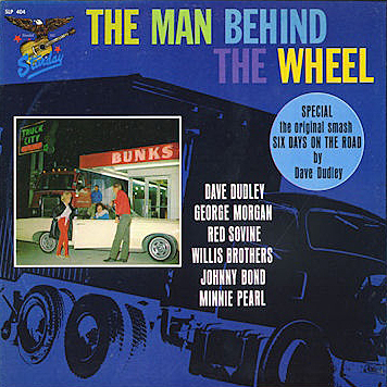 Starday's 'Man Behind the Wheel' LP