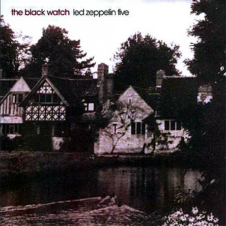Black Watch LP - Led Zep V