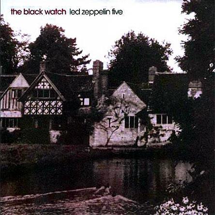 Black Watch LP - Led Zep V