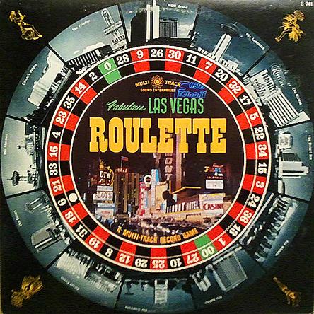 Fabulous Las Vegas Roulette LP-jr