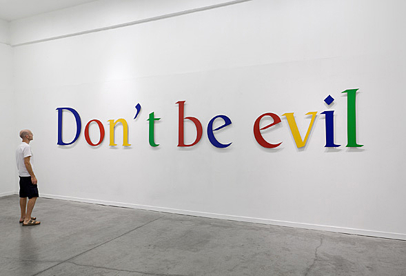 Google = Evil [Tax Justice Blog]