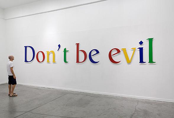 Google = Evil [Tax Justice Blog]