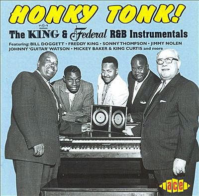 Honky Tonk compilation CD