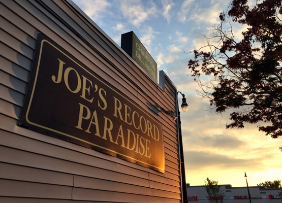 Joe's Record Paradise-bb