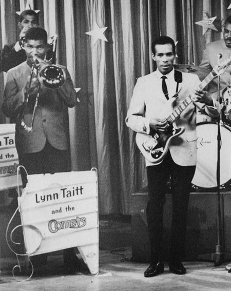 Lynn Taitt & Comets-aa