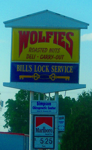 Wolfies Nuts