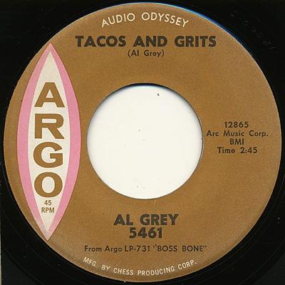 Al Grey Tacos And Grits