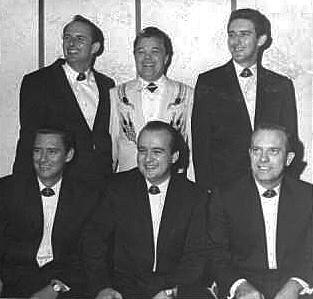 Cherokee Cowboys - 1965