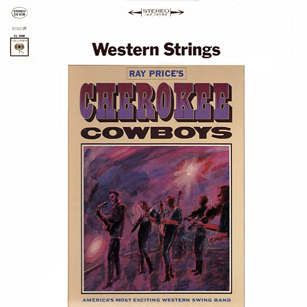 Cherokee Cowboys LP-a