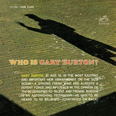 Gary Burton LP
