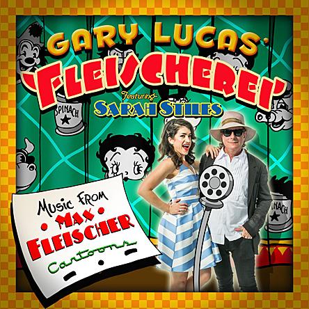 Gary Lucas CD