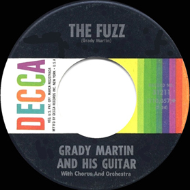 Grady Martin 45-aa