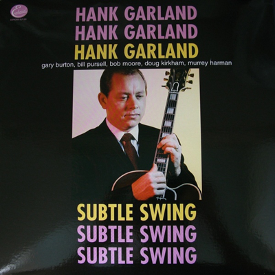 Hank Garland LP-a