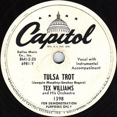 Tex Williams 78-b